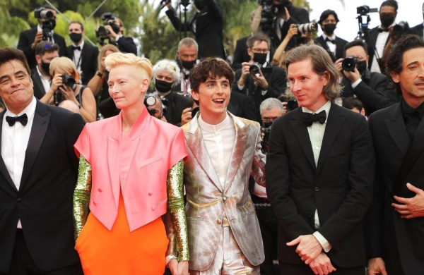 Wes Anderson's 'The French Dispatch' receives nine-minute standing ovation at Cannes- The New Indian Express