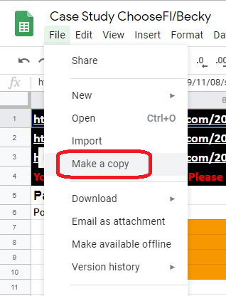 GoogleSheet Screenshot01