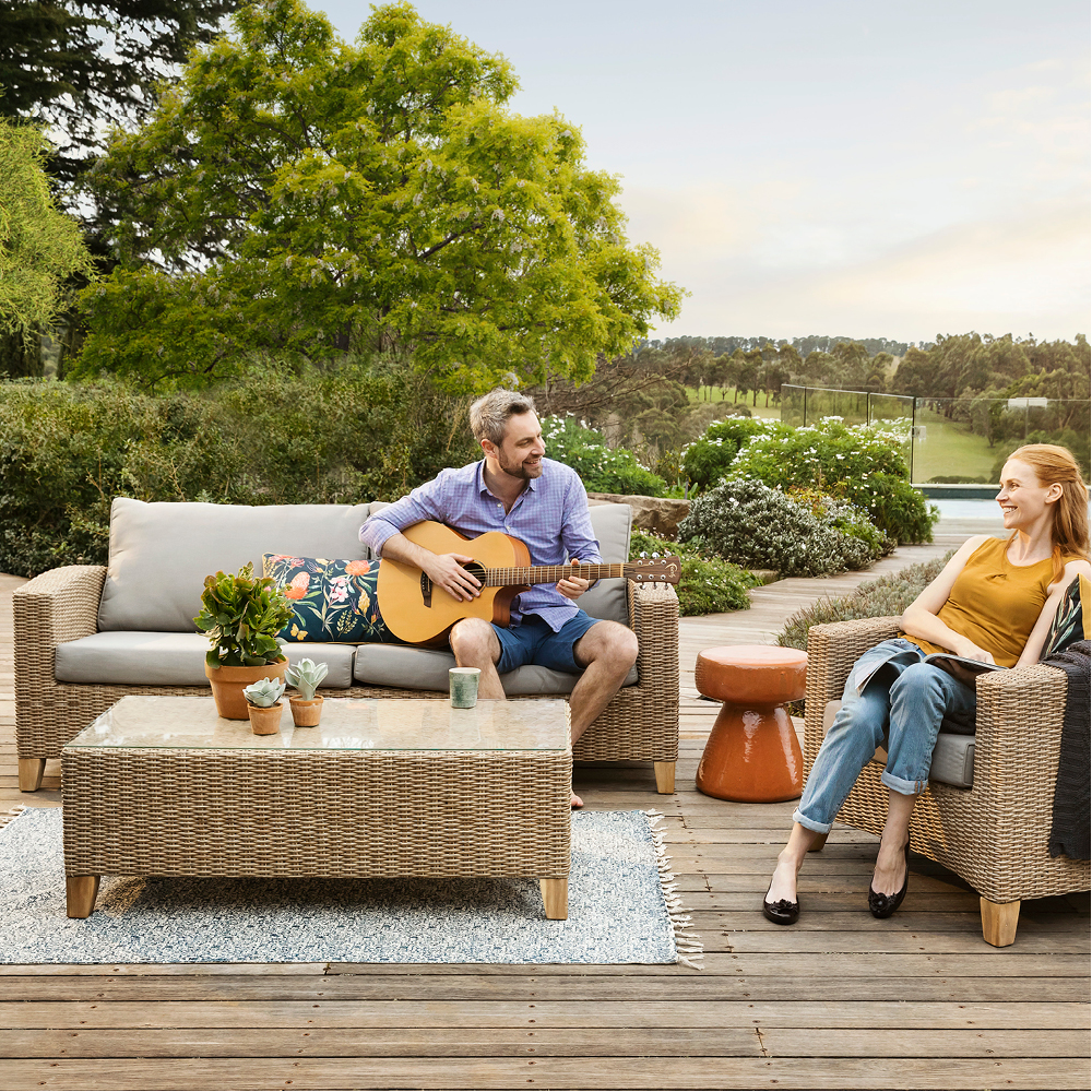 Dress up your deck with the Livorno