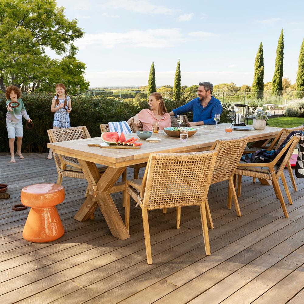 Buyer's Picks | Outdoor furniture with the Reclaimed Teak