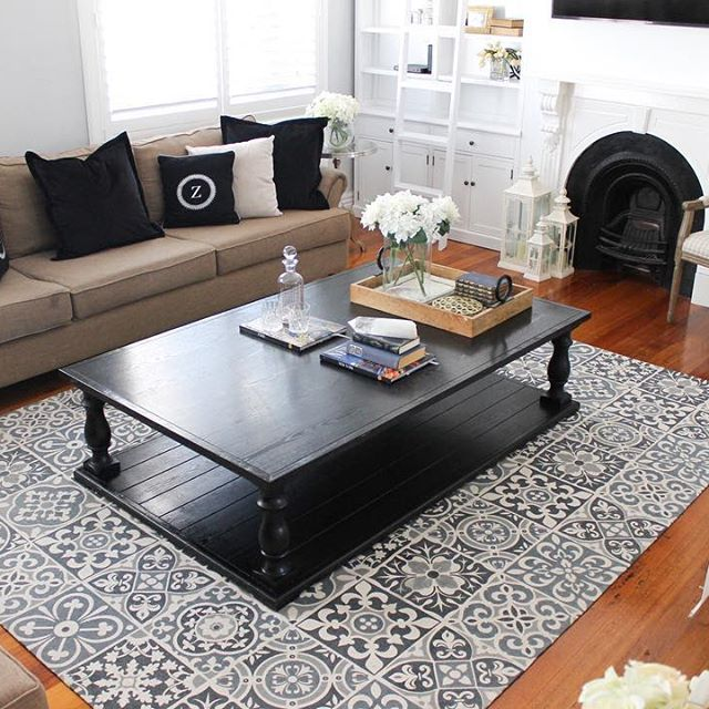Before and after home renovation inspiration from a designer mum lounge