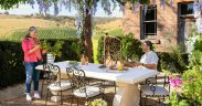 Endless Summer with the Roman table
