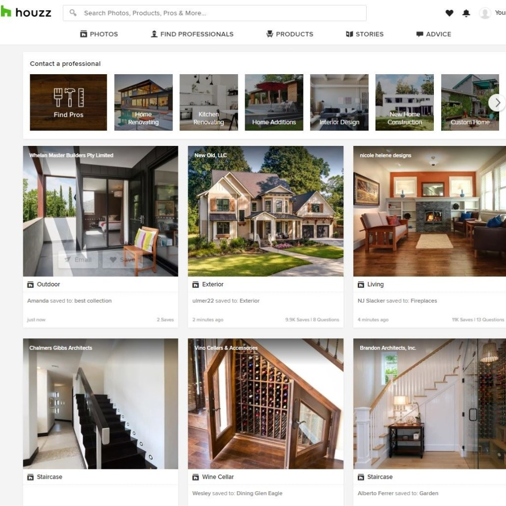 Interior Design Apps You Can't Live Without with Houzz