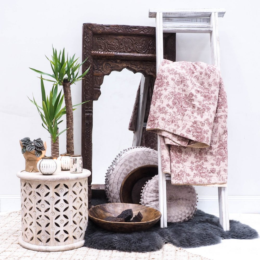 Make Your Rental a Retreat with mirror