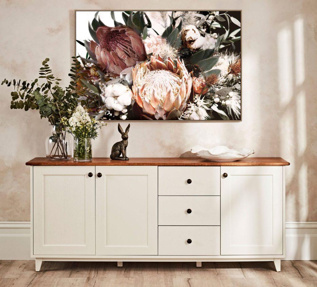 furnish an entryway
