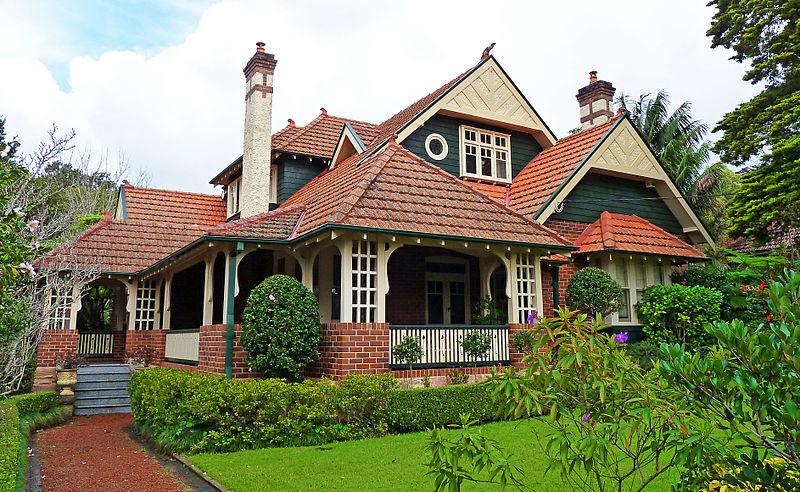 Iconic Eras of Australian Architecture 1910s