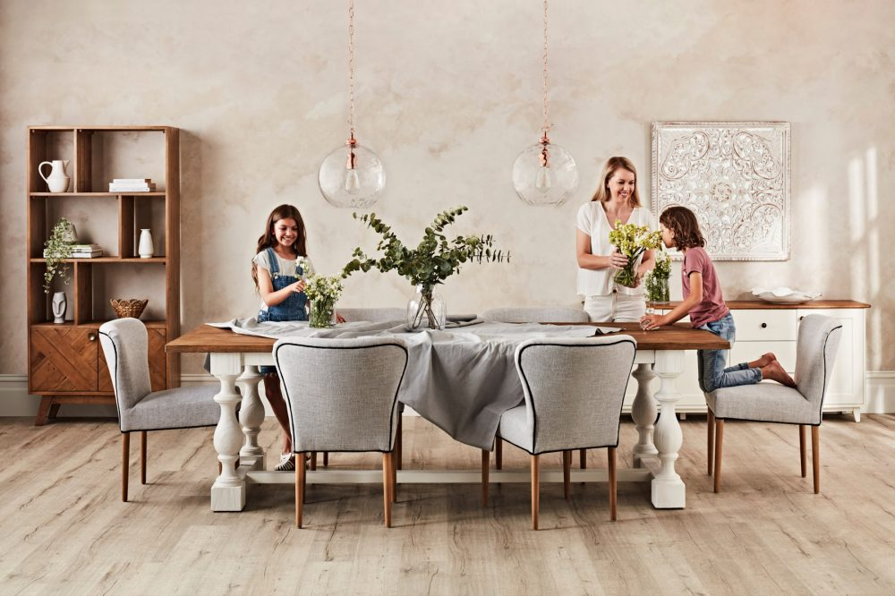 Selecting the Right Dining Set for Your Space with the Ellena