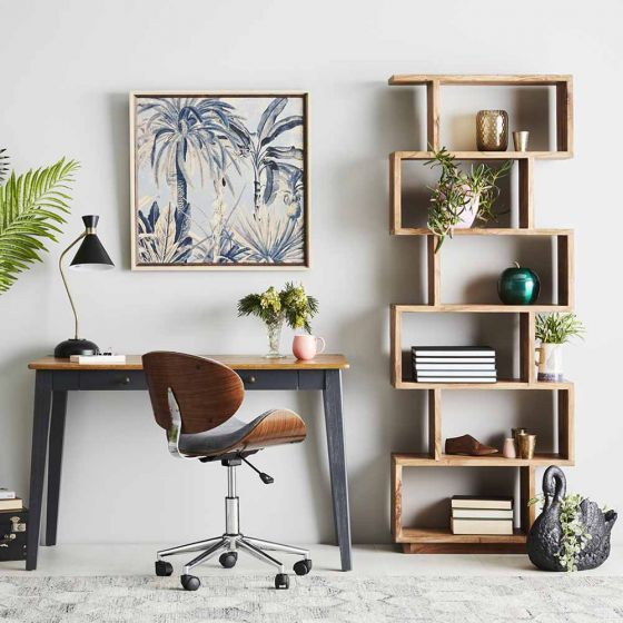 Top Interior Design Trends for 2021 with the Maine desk