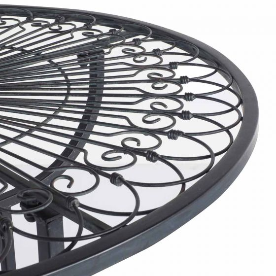 Caring For Your Outdoor Furniture with powder-coated metal