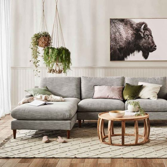 Top Interior Design Trends for 2021 with the Easton sofa