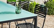 Caring For Your Outdoor Furniture with the Etchy close up