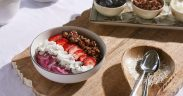 Chef Laura Sharrad's Scrumptious Summer Recipes with smoothie bowls