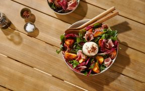 Chef Laura Sharrad's Scrumptious Summer Recipes hero