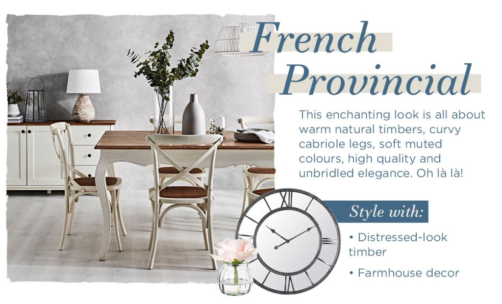 Delicious Dining Room Styling Inspiration french provincial