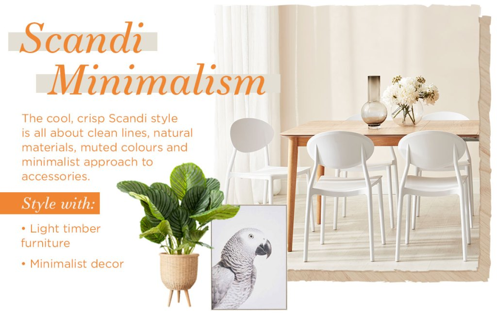 Delicious Dining Room Styling Inspiration scandi minimalism
