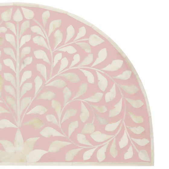 The Ancient Craft of Bone Inlay pink