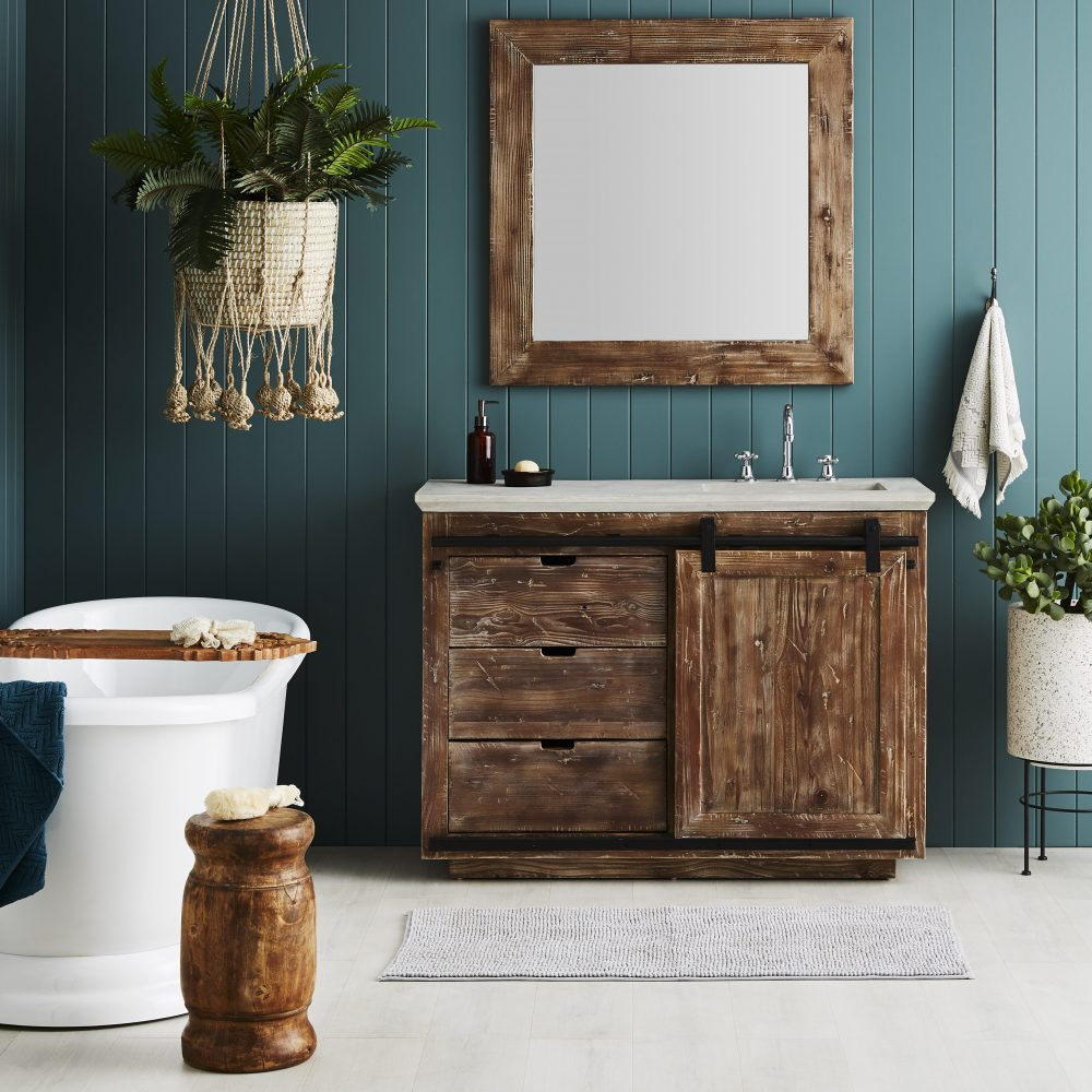 5 Rules for Renovating with the Clare vanity