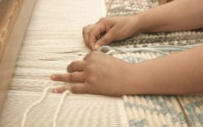 Premium Rugs Made by Hand - weaving