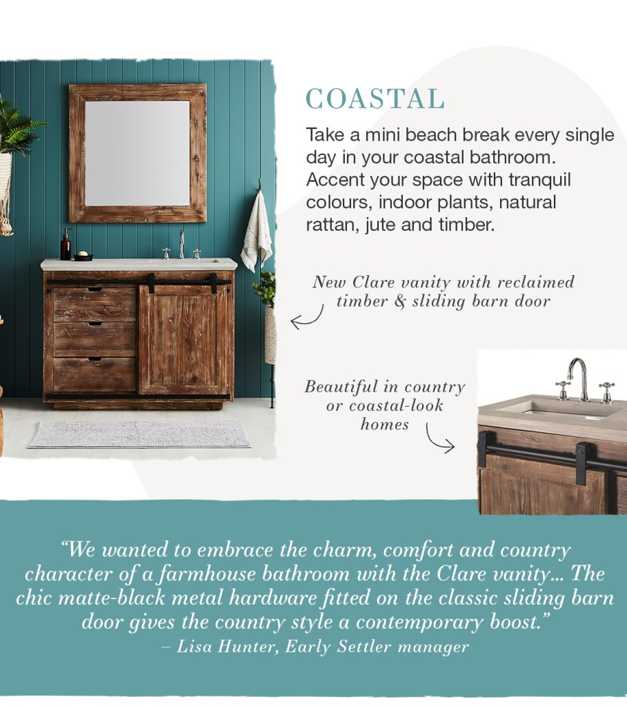 What's Your Style: Bathrooms coastal