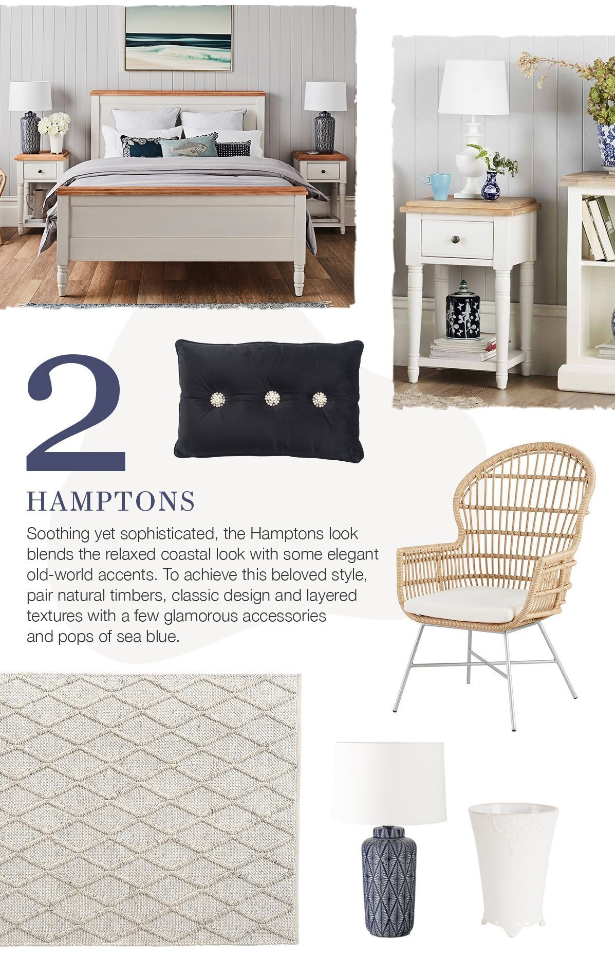 3 Dreamy Decorating Ideas for Your Bedroom - hamptons