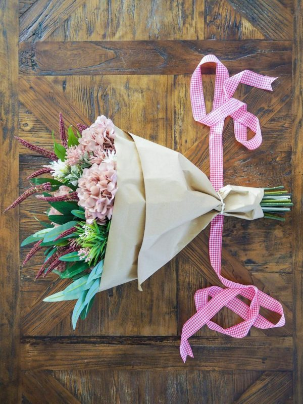 Make Your Own Mother's Day Bouquet - step 13