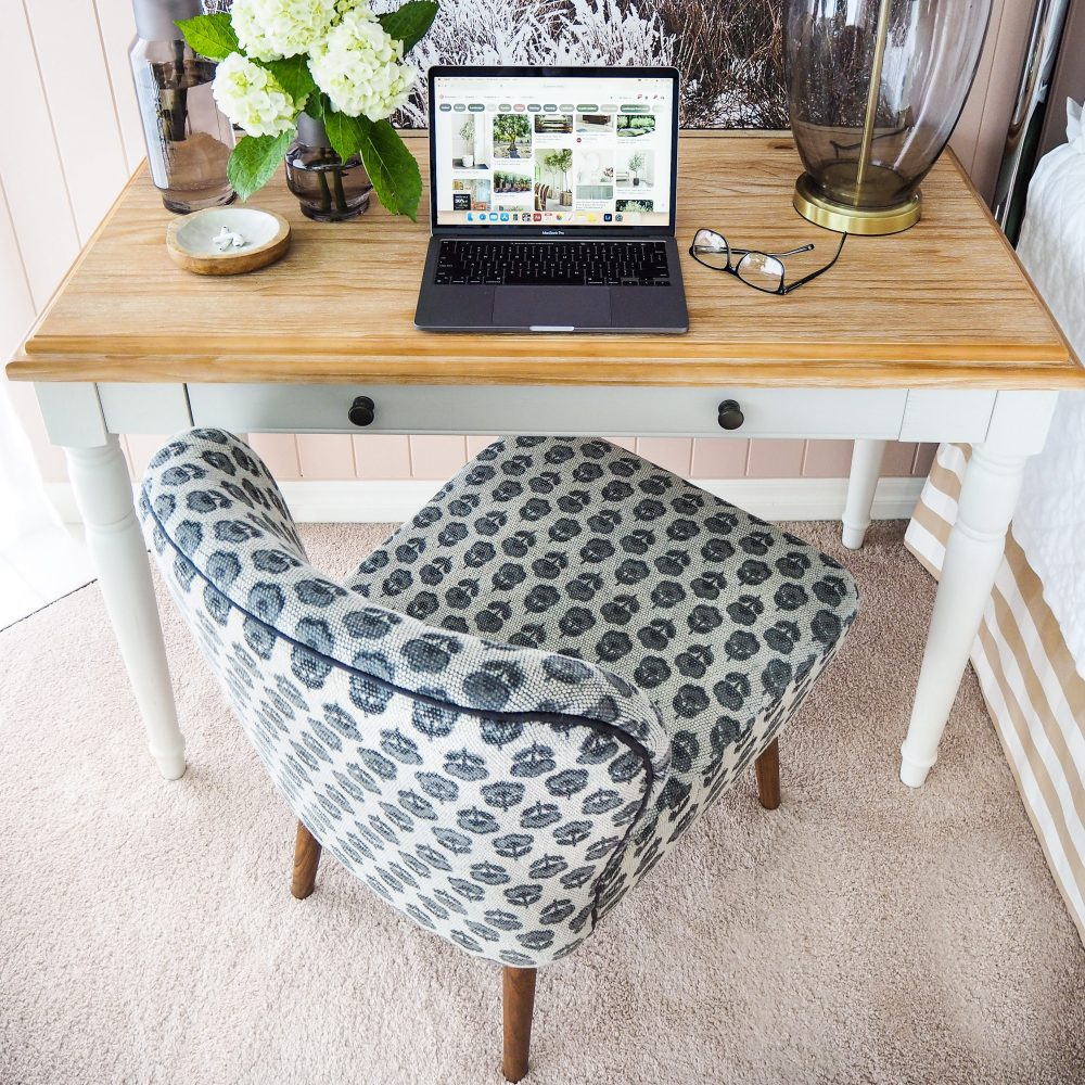 Bedroom Office Decorating Ideas - chair