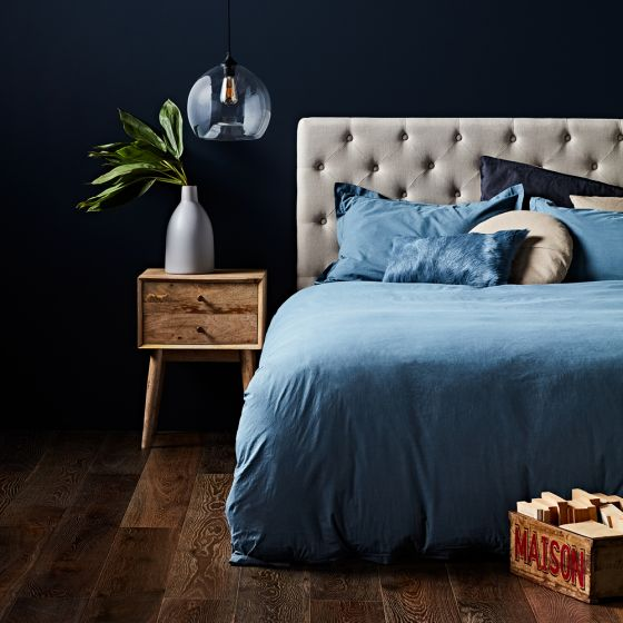 How to select a bedhead - linen