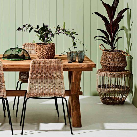 Benefits of Bamboo & Rattan - outdoor living