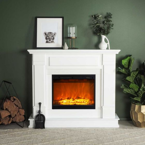 Find the perfect fireplace - electric fire