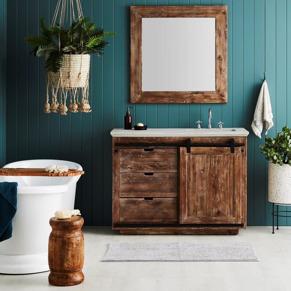 Top Renovation Trends for 2021 - bathroom