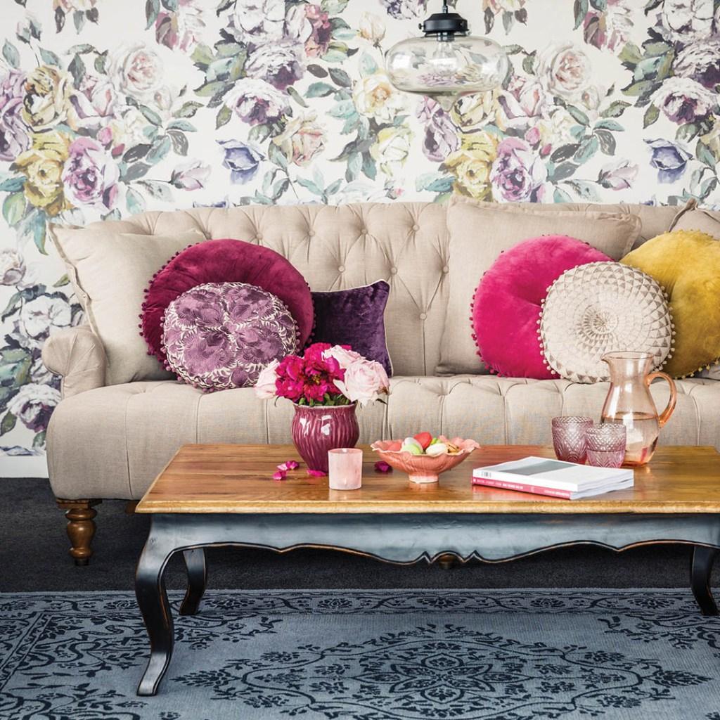 Granny chic style – Arianne Sofa