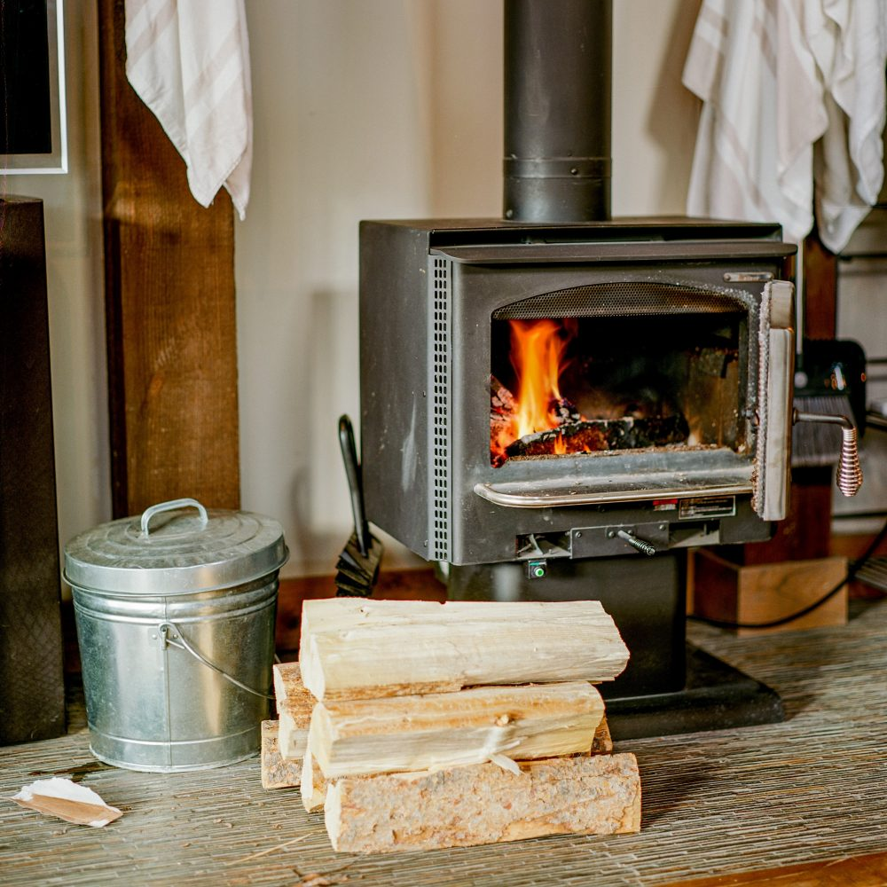 Find the Perfect Fireplace - log burner