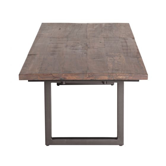 Buyer's Guide to Dining Tables: Timber or Marble? - waratah timber dining table