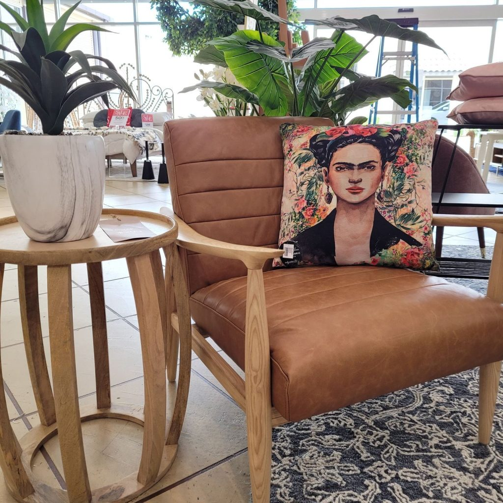 Maddi Wright's Awesome Office - Sloan armchair