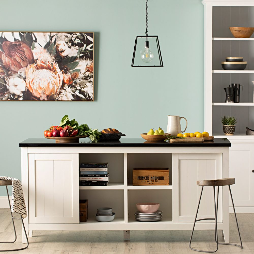 Update Your Kitchen Without Renovating with an island
