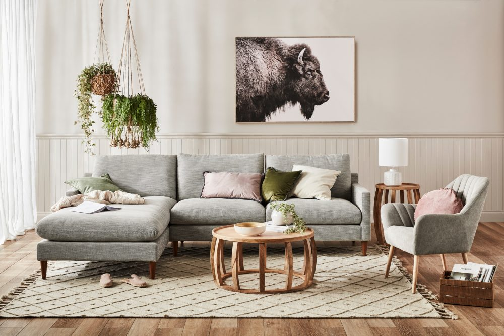 5 Winter Trends by Amy Collins-Walker with the Easton sofa