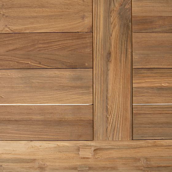 5 Benefits of Reclaimed Teak Timber - it's strong