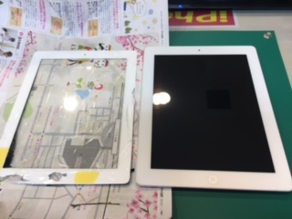 iPhone修理,iPad修理,千葉,船橋,津田沼,新京成,ガラス割れ