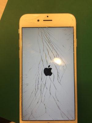 iPhone6s,ガラス,液晶,画面,割れ,船橋,薬円台,滝台,田喜野井,習志野