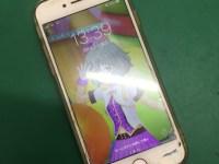 船橋市飯山満町からiPhone7のガラス割れ修理