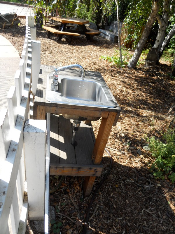 Outdoor Kitchen Sink Drain