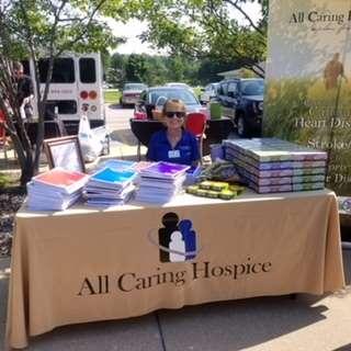 Carnival Sponsor, All Caring Hospice
