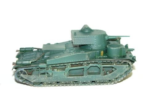Vickers Medium Mark III tank.