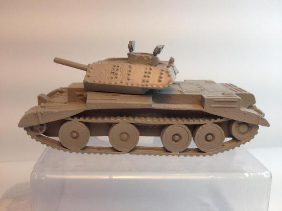A13 Tank mark II Tank with close support howitzer