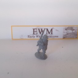1 x German early war Africa Korps infantryman Marching