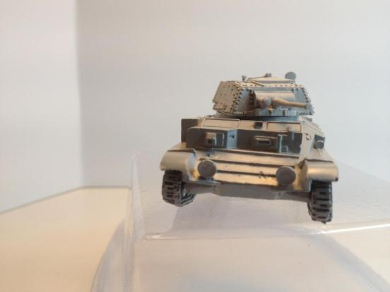 British A10 Cruiser tank in rapid build format