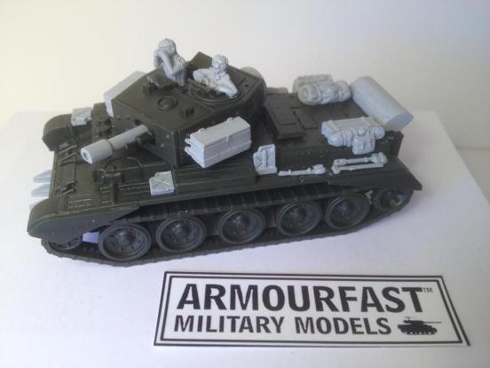 Cromwell 95mm Centaur conversion set for 1 model