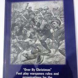 """Over by Christmas"""" rules covers the early part of the Great War"""