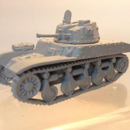 AMC-35 Renault ACG-1 Medium Cavalry tank