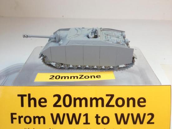 Jagdpanzer IV L48 & L70 options  with crewman